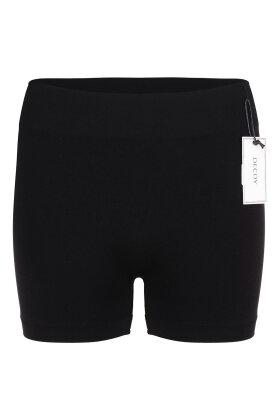 DECOY - Korte Leggings - Hotpants - Sorte