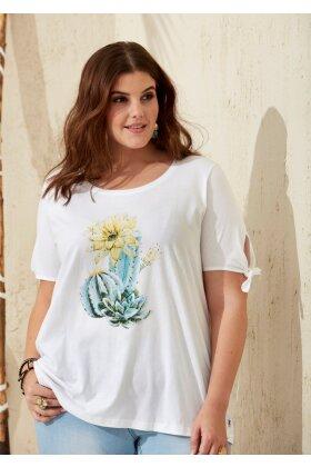 ZHENZI - Alvilde T-shirt
