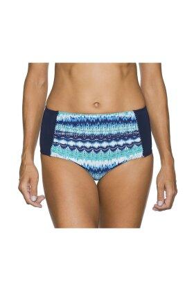 WIKI - Costa Smeralda Swim Midi Shape Bikini Trusse