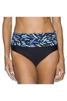 WIKI - San Paulo Swim Tai Fold Down Bikini Trusse