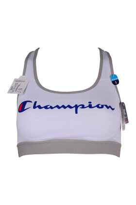 CHAMPION - Champion Sports Bh Crop Top Hvid