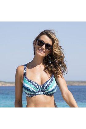 WIKI - Costa Smeralda Full Cup Bikini Top