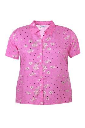 ZHENZI - Matilde Skjorte Pink