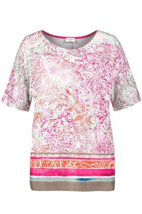 GERRY WEBER - T-shirt i Coral