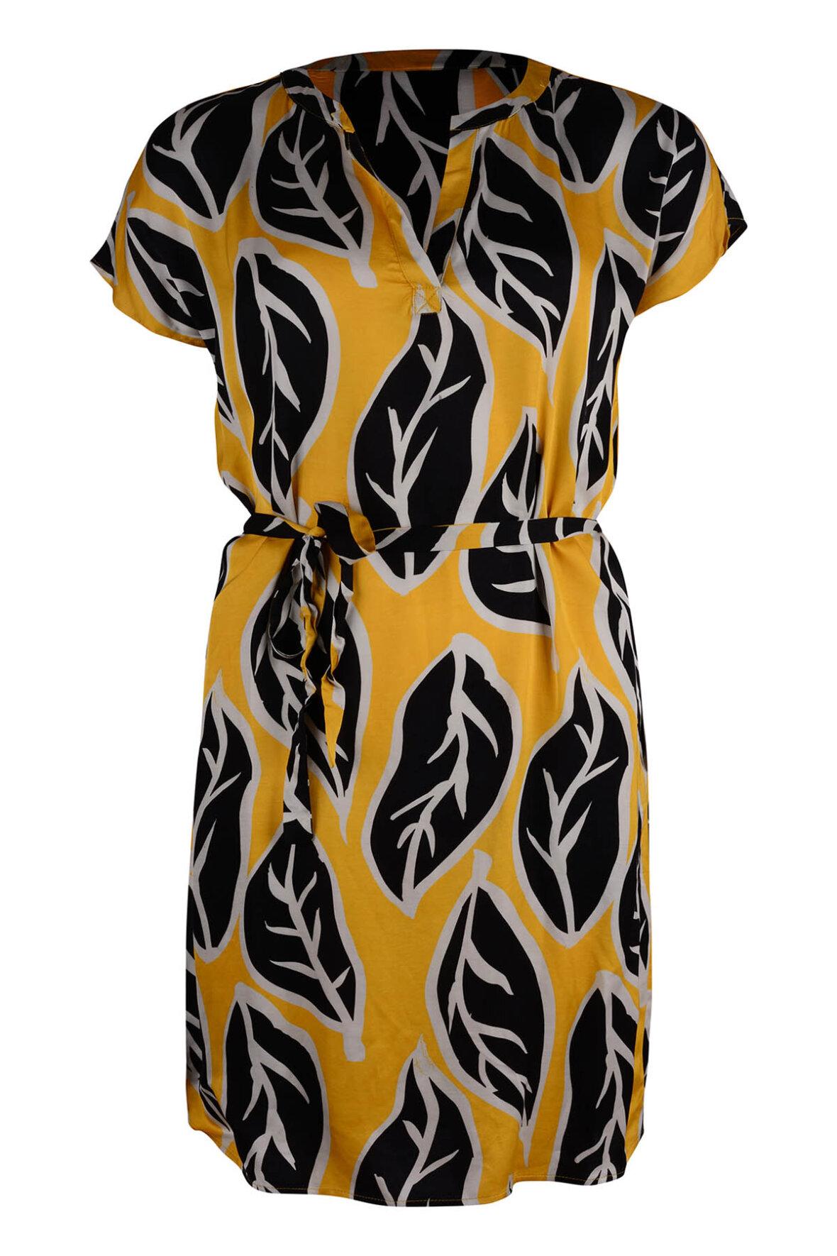 SoyaConcept vava kjole i sommer kvalitet flere farver og med