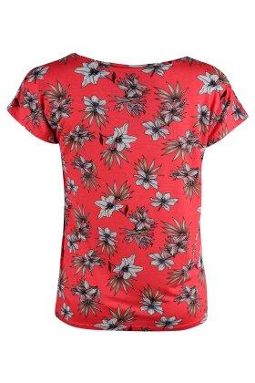SOYACONCEPT - Vagna T-shirt Coral