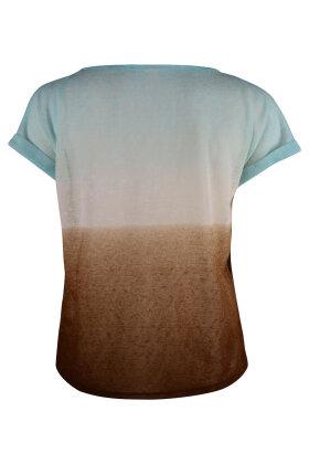 SOYACONCEPT - Aretha T-shirt Turkis