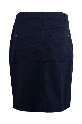 BRANDTEX - Nederdel Mørkeblå
