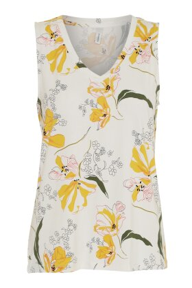 SOYACONCEPT - Marica Lyocell Top Off White