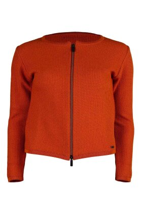 LIND - Emma Strik Cardigan Orange