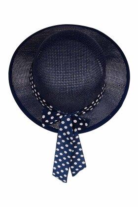 F HOUSE - Blå Flettet Hat