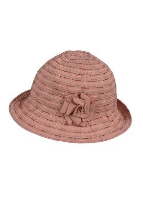 F HOUSE - Foldbar Hat Rosa