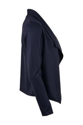 SOYACONCEPT - Dena Solid 25 Cardigan Mørkeblå