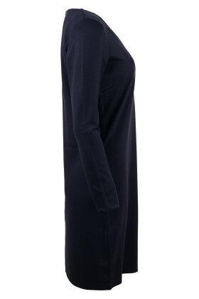 SOYACONCEPT - Dena Solid 57 Kjole Mørkeblå