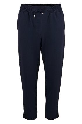 SOYACONCEPT - Saya Pants 1B Mørkeblå