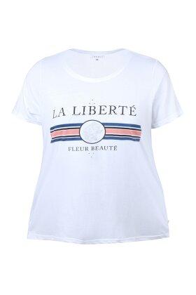 ZHENZI - Coburn 820 T-shirt Hvid