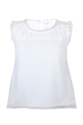 ZHENZI - Heston 850 Top Off White
