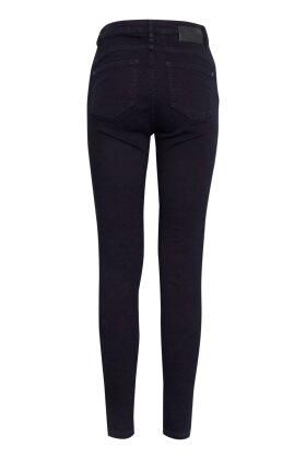 PULZ - Liva Ultra Skinny Jeans Mørk Denim