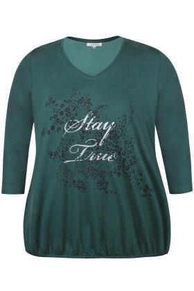 ZHENZI - Ayoe T-shirt Grøn