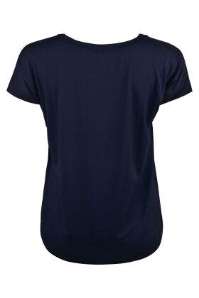 SOYACONCEPT - Marica Lyocell T-shirt Blå
