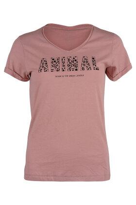 SOYACONCEPT - Valencia T-shirt Rosa