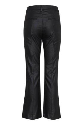PULZ - Catty Pants Sorte Bukser