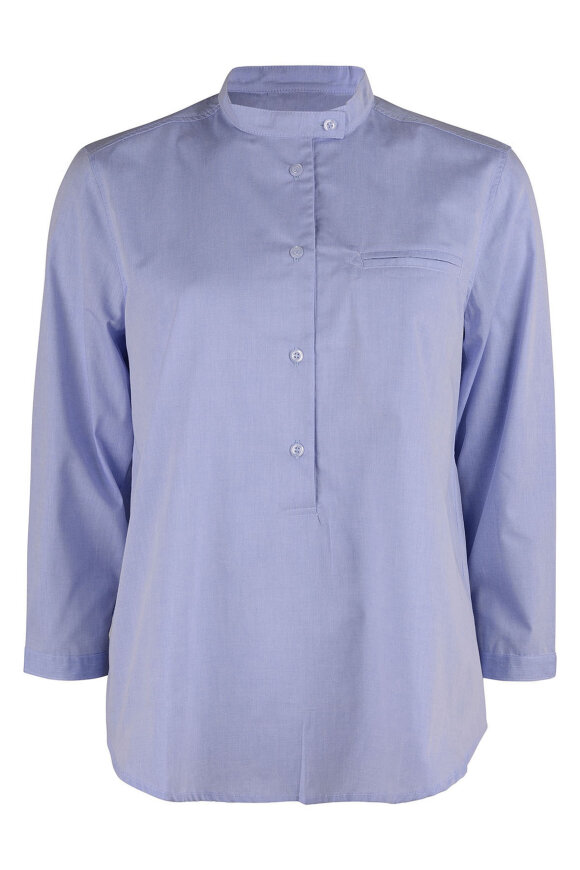 COOLEST TEAM SKJORTER - Persontilpasset ml 175-184 cm høj Lyseblå Skjorte