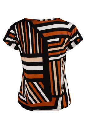 SOYACONCEPT - Marica T-shirt Lyocell Rust