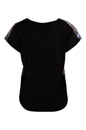 SOYACONCEPT - Sue T-shirt Lyseblå