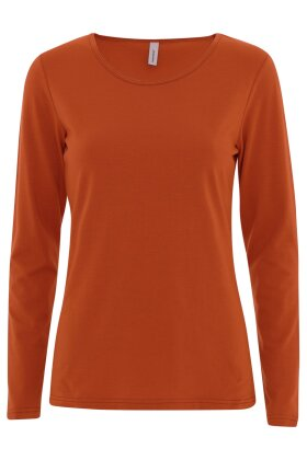 SOYACONCEPT - Pylle Bluse Rust