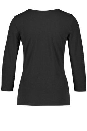 GERRY WEBER - Basis T-shirt Sort