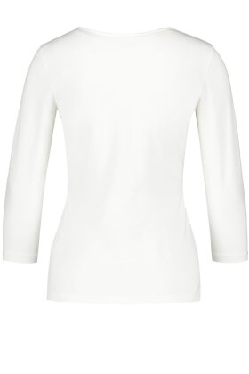 GERRY WEBER - Basis T-shirt Off White