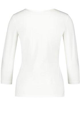 GERRY WEBER - Basis T-shirt Off White