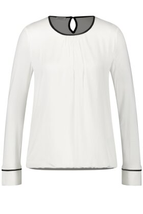 GERRY WEBER - Skjortebluse Off White