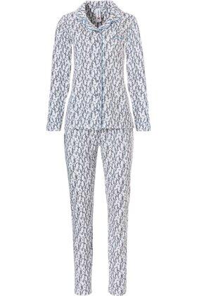 REBELLE - Pingvin Pyjamas Lysegrå