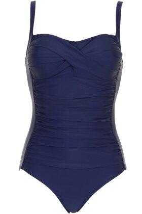 MISSYA - Argentina Swimsuit - Blå badedragt