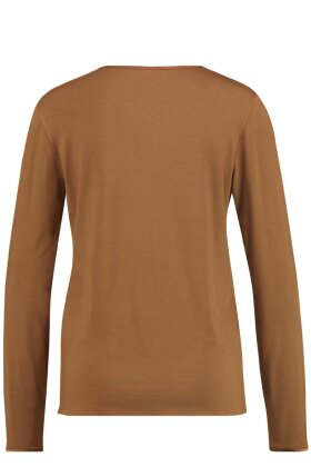 GERRY WEBER - Bluse - Inspiring Wild Trip - Bronze Brun