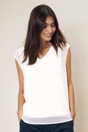 SOYACONCEPT -  Odina 1 Top - Off White