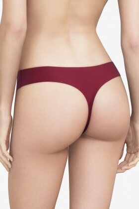 CHANTELLE - Soft Stretch String Bordeaux