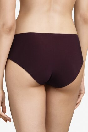 CHANTELLE - Soft Stretch Hipster Aubergine