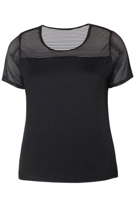 ZHENZI - Erda Sports T-shirt - Sort