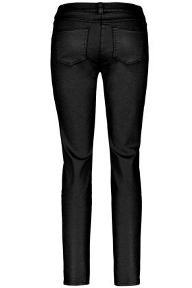 GERRY WEBER - Sorte Skind Look Jeans