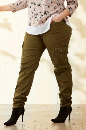 ZHENZI - Rati Army Jeans