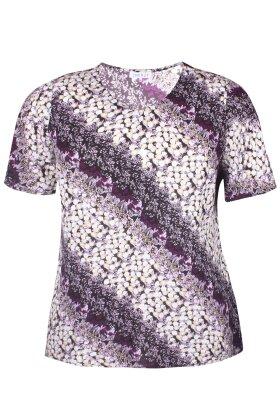 ZHENZI - Miro T-shirt - Lilla