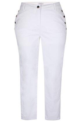 ZHENZI - Stomp Legging Fit Super Stretch - Hvid