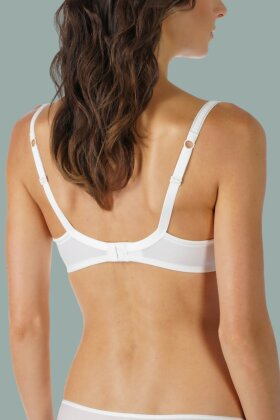MEY - Joan Soft Spacer Bra - Off White