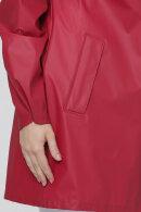 ETAGE - Ensfarvet Regnfrakke - Rød