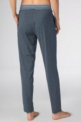 MEY - Isi Pyjamas Bukser Mørkeblå