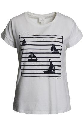 BRANDTEX - Maritim T-shirt - Off White