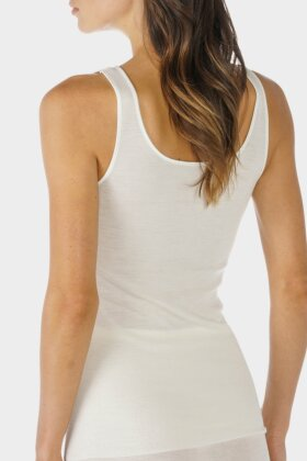 MEY - Exquisite Top - Silke & Merino - Medium Stropper - Off white